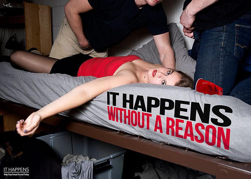 It Happens - projekt fotograficzny o mocnym ladunku emocjonalnym 1