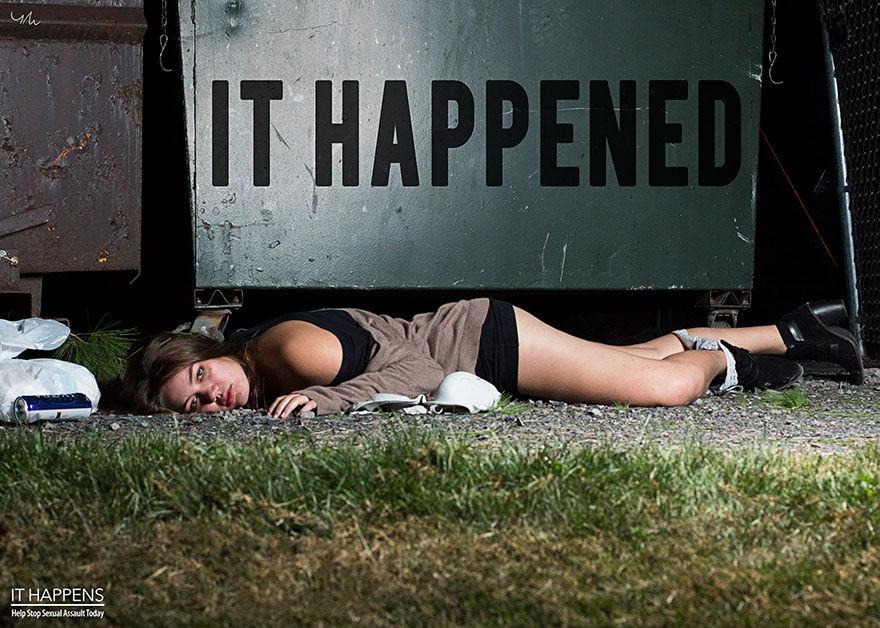 It Happens - projekt fotograficzny o mocnym ladunku emocjonalnym 8