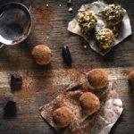 Trufle bakaliowo – czekoladowe: zdrowe  słodycze, które dodadzą Ci energii