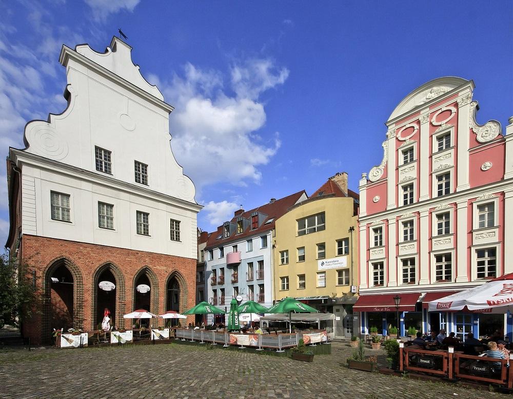 Wirtualny spacer podziemiami Szczecina