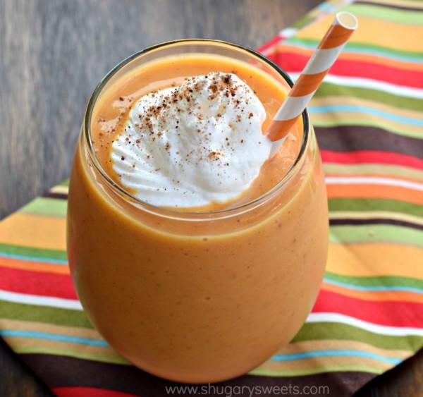 dyniowe smoothie 1