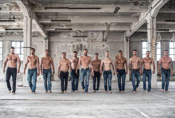 Crossfitowcy z Trójmiasta biorą udział w sesji do kalendarza, by ratować kobiece piersi (piękna inicjatywa, piękne nagie ciała)
