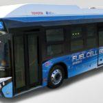 Wodorowy autobus Toyoty niczym  mobilna mini elektrownia