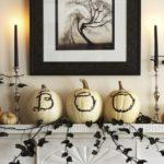 Jesienna dekoracja wnętrz z białą dynią w roli głównej: uwielbiamy taki look!