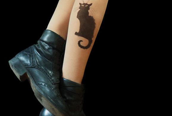 Rajstopy niczym tatuaż. Iluzja, która sprawi, że nikt nie zauważy różnicy