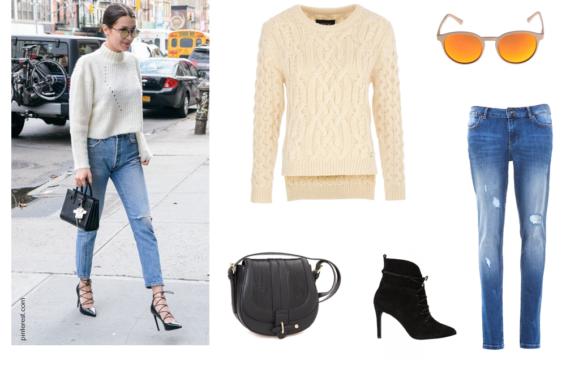 Jej styl – Bella Hadid