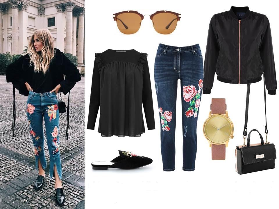 Jeans rządzi! Przegląd denimowych stylizacji!