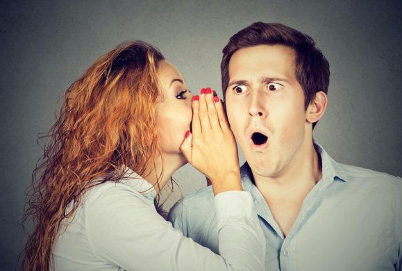 Coś wyszło na jaw? Jak wiele sekretów jesteś w stanie utrzymać w tajemnicy?