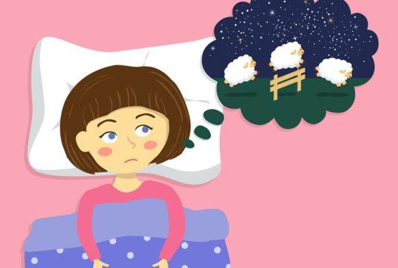 Bezsenność – jak zasnąć bez problemu?