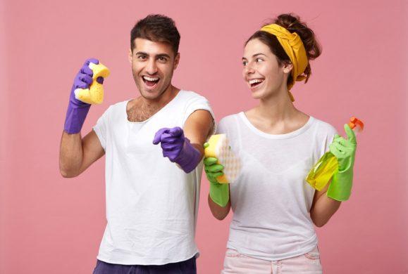 Obowiązki domowe kontra udany związek