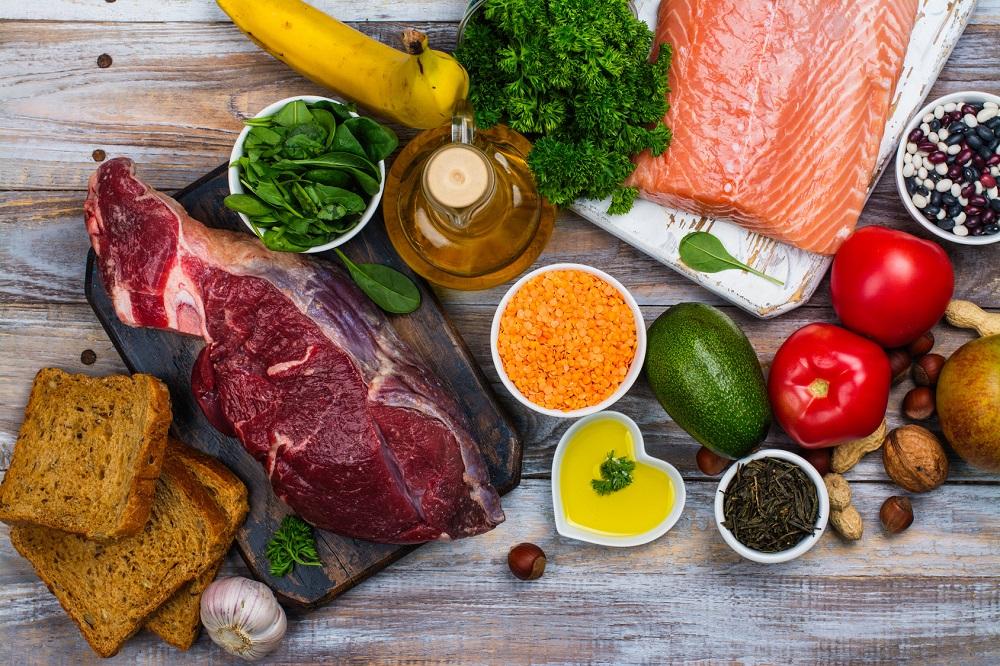 Dieta 1900kcal: jadłospis na cały dzień