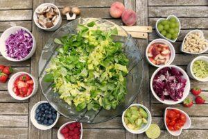 Sałatki dietetyczne o niskim indeksie glikemicznym