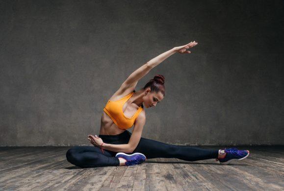 Siła Jogi – zestaw ćwiczeń dla każdego