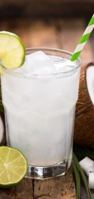 Woda kokosowa na ratunek pragnieniu