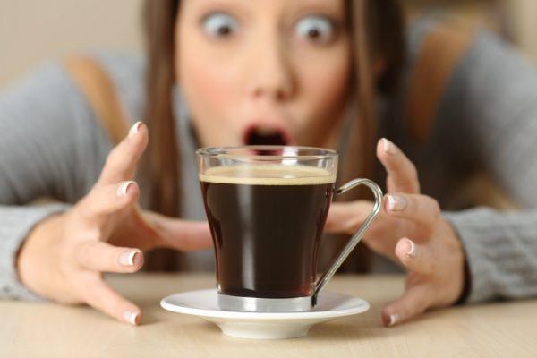 Przedawkowanie kofeiny