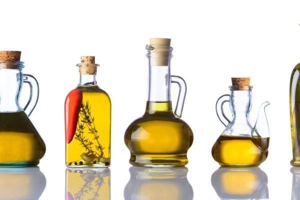 Najzdrowsze oleje roślinne