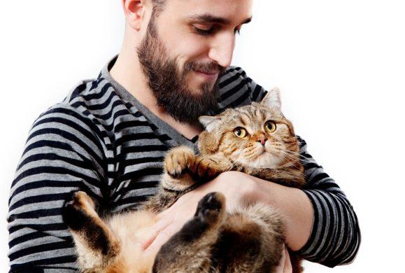 Męska miłość do zwierząt- oczami kobiety